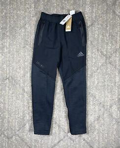 NEW Sz SM Men's Adidas Cold.RDY Training Jogger Pants Black GJ0345 $95