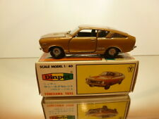 DIAPET YONEZAWA G-14 NISSAN SUNNY COUPE - GOLD 1:40 - VERY GOOD IN BOX