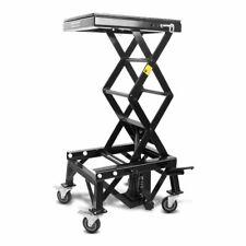 Hydraulik Hebebühne ConStands Moto Cross Lift XL schwarz+Räder
