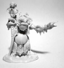 1 x DEEP ONE STAFF - BONES REAPER miniature rpg mythos pulp cthulhu 1920 77400