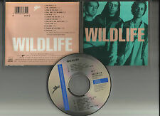 WILDLIFE - S/t Same ST CD RARE MELODIC ROCK 1ST PRESS 1990 DOKKEN HOUSE OF LORDS
