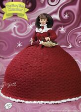 Rose Red, Annie's Fairy Tale Collection crochet patterns fit Barbie dolls