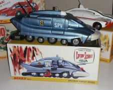 DINKY TOYS 104 CAPTAIN SCARLET SPV UNRESTORED GERRY ANDERSON + FREE BOX