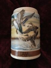 Budweiser Wildlife Series Mallard Ducks Field & Stream 1988 Open Stein
