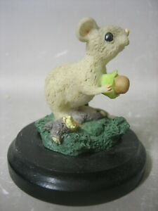 Hand crafted mouse figurine