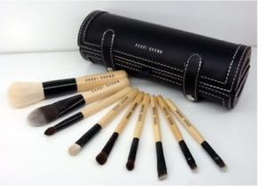 Bobbi Brown 9pcs Makeup Beauty Brushes Set So