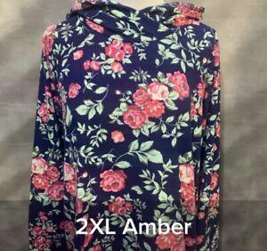 Lularoe Floral Amber in 2xl