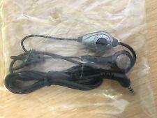 Nuevo 02 2.5mm Mono Headset Manos libres Auriculares Manos Libres