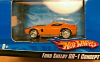 Mini Hot Wheels Ford Shelby GR-1 Concept - 1/87 Scale