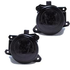 Fog light Black Smoke H7 Bulbs Left + right VW Polo 6N2 1999-2001