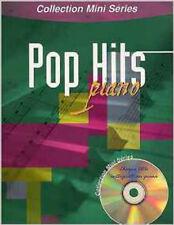 Mini Series Pop Hits Piano CD, Very Good, Collectif Book
