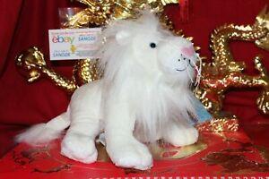Webkinz White Lion Rare New HM832