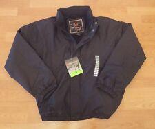 Free Country Men's Bomber Jacket Mens Large, Color Black