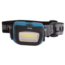 COB LED Stinrleuchte Arbeitslampe Kopflampe Helle Campinglampe BGS Lampe