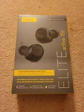 Jabra Elite Active 75t Wireless Bluetooth Earphones - Dark Grey