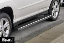 APU 2008-2017 Toyota Highlander Stainless Side Steps Nerf Bars Running Boards