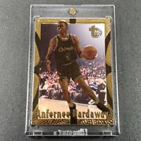 ANFERNEE HARDAWAY 1995 TOPPS EMBOSSED #68 GOLD FOIL PARALLEL ORLANDO MAGIC NBA