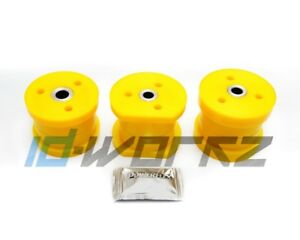 Powerflex Gearbox & Engine Mount Bushes Toyota Starlet GT Turbo EP82 Glanza EP91