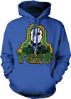 TGIF Thank God Its Friday Halloween Jason Killer Mask 13th Scare Hoodie Pullover