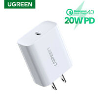 UGREEN USB C Charger 20W PD Fast Charger Wall Type C Adapter For iPhone 12 Pro X