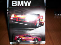 BMW M1 - HOT WHEELS-SCALA 1/55