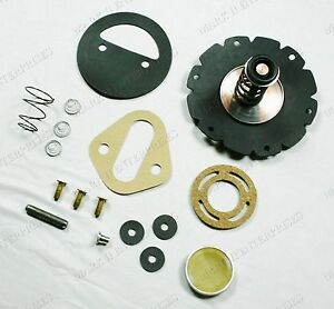 1963-1968 Lincoln Fuel Pump Rebuilding Kit Carter 3-Port NEW