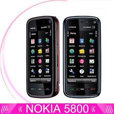 Nokia XpressMusic 5800 - Black&Blue&Red (Unlocked) Smartphone WIFI GPS Bluetooth