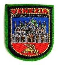 Toppa Patch Venezia - Basilica San Marco cm 5,7 x 6,7