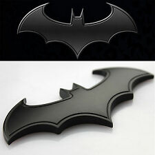 Batman 3D Chrome Metal Auto Car Motorcycle Logo Sticker Badge Emblem Tail Decals