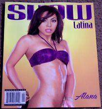 SHOW LATINA Sexy ALANA MARIE Hot TAMMY TORRES Jessica Skyy BRENDA Kristal RARE