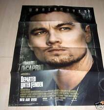 Filmposter A1 Neu Departed - Motiv: Leonardo DiCaprio