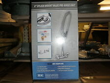 pre sinse faucet for commercial sink and dishwashers