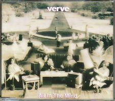 The Verve - All In The Mind - Rare UK 3 track CD