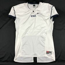 Nike Nevada Wolf Pack - White Jersey (3XL) - Used