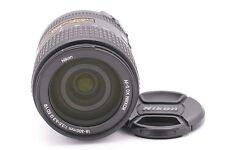 Nikon AF-S DX NIKKOR 18-300mm F/3.5-6.3g ED VR OBJETIVO PARA NIKON CÁMARAS DSLR