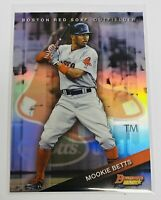 2015 BOWMAN'S BEST | REFRACTOR | BOSTON RED SOX | MOOKIE BETTS