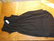 Marks & Spencer Petite Knee Length Dresses without Pattern for Women