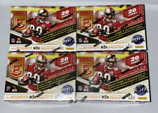 LOT(4) 2020 NFL Donruss Elite New Blaster Box 1Auto/Memorabilia Card Tua Burrow?