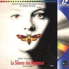 SILENCE DES AGNEAUX (LE) - WS VF PAL LASERDISC Jodie Foster, Anthony Hopkins