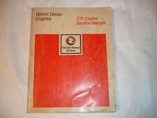 DETROIT DIESEL 213 284 426 2-71 3-71 4-71 6-71 ROD BEARINGS 1085CPA  .020