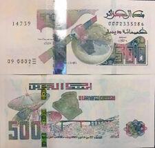 Algeria 500 Dinar 2018 2019 P New Unc