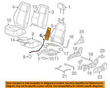 GM OEM Front Seat-Support 10386112