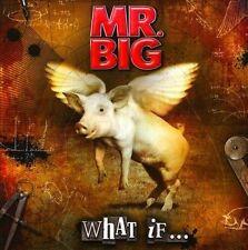 MR BIG what if.... CD +1 bonus track BRAND NEW 2011