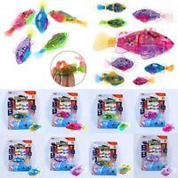 Lustige Schwimmen Elektronische Batteriebetriebene Spielzeug Fisch Haustiere