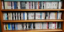 Vintage Collectable Cassette Tapes 50-90th  Volume Discount up to 20% Lot 1