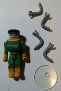 Marvel Minimates Series 4 Dr. Octopus Doc Ock Spider-Man Villain Doctor