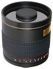 Manual Focus Lens for Olympus Camera