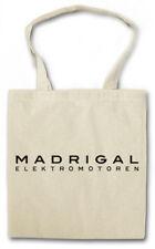 Madrigal motores eléctricos de tela bolso Breaking electromotive Bad compañía logotipo