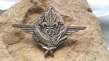 Légion Etrangère  -  Brevet de franchissement du 2° R.E.G  ( Retirage)