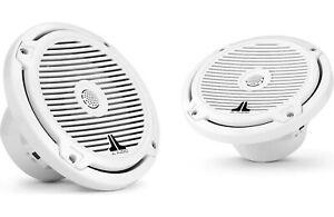 """JL Audio MX770-CCX-CG-WH 7.7"""" marine speakers (White w/ """"Classic"""" grilles)"""